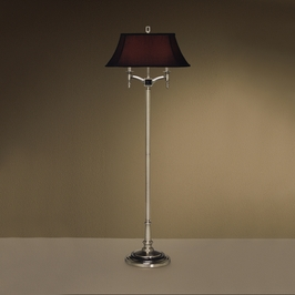 74175 Kichler Lighting New Traditions Floor Lamp in Antique Nickel (DISCONTINUED ITEM!)