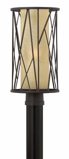 1151RB-ES Hinkley Outdoor Elm 1 Light Post