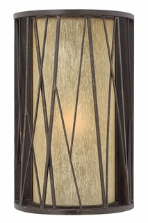 1154RB-ES Hinkley Outdoor Elm 1 Light Medium Wall