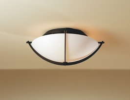 12-4550 Hubbardton Forge Compass Semi Flush