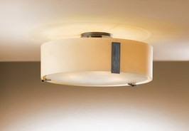 12-6751 Hubbardton Forge Lighting Impressions Collection Semi-flush mount