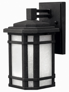1270VK-ES Hinkley Outdoor Cherry Creek 1 Light Small Wall
