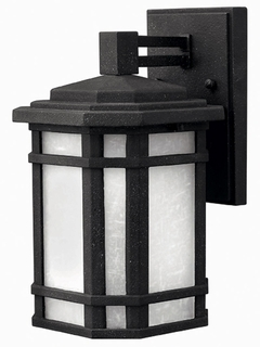 1270VK-ESDS Hinkley Outdoor Cherry Creek 1 Light Small Wall