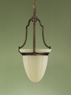 F2189-1FG Murray Feiss Lighting Ashton Manor Collection Chandelier - Hall
