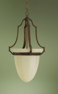 F2190-2FG Murray Feiss Lighting Ashton Manor Collection Chandelier - Hall SPECIAL PRICING!!!