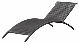 701120 Zuo Outdoor Biarritz Lounge Chair in Espresso Finish