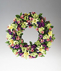 Floral Funeral Wreath Delivery In Dallas