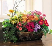 Deluxe European Garden Basket - For The Service & The Home