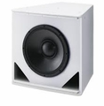 "Yamaha IL1115 15"" Low Frequency Sub Speaker  - White"