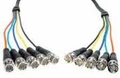 Comprehensive HR Pro Series 5 BNC plugs each end RGBHV Video Cable 3ft  - 5BP-5BP-3HR