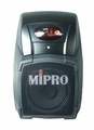 MiPro 30-Watt (rms) ACT 100-channel PA System (no wireless mic included) 6C - MA-101ACT 6C