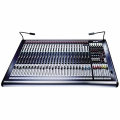 Soundcraft / Spirit GB4 - 24 Mono Channel Live Sound / Recording Console with 4 Stereo Channels and 4 Group Outputs - RW5691SM