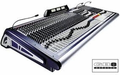 Soundcraft / Spirit GB8 - 24 Mono, 4 Stereo Live Sound / Recording Console - RW5695SM