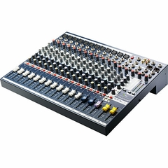 Soundcraft / Spirit EFX 12 - 12 Channel, 2 Bus Audio Mixer with Lexicon Effects Processor - E535.100000US
