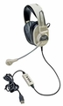 Califone Deluxe 3066-USB - Headset ( ear-cup )