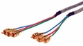 Plenum Rated Component Video Cables