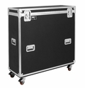 "Jelco EZ-LIFT Shipping and Display TV Lift Case for 65"" Flat Screen: 59""H x 68""W x 20""D - EL-65"