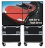 "JELCO RotoLift Dual 1x2 TV Lift Case for Two 46""-52"" Flat Screens : 67""H x 36""W x 30""D - ELU-50RX2"