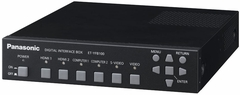 Digital Interface Box for Digital Link-Ready Projectors - ET-YFB100G