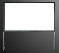 AV Stumpfl Monoblox 64 Folding Portable Rear Projection Screen