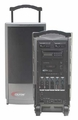 Califone PA919 Integrated Portable PA System with 900MHz Wireless Mic Receiver