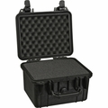 Pelican 1300 Small Hardware Protector Case with Foam (Black) - 1300-000-110