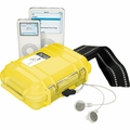 Pelican Micro Waterproof Case i1010 for iPod (Yellow) - 1010-045-240