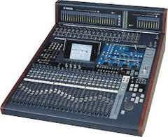 Yamaha 02R96VCM Digital Recording Console, Version 2