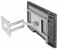 OmniMount Articulating Wall Arm with 48UAA-A Universal Adapter Plate-for Screens up to 125 lbs. - 48ARMUA
