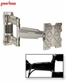 """Peerless Articulating Wall Arm for 32"""" to 47"""" Flat Panel Screens Weighing Up to 90 lb - SA745P"""