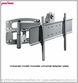 """Peerless Articulating Wall Arm with Vertical Adjustment for 37""""- 60"""" Plasma and LCD - PLAV60-UNLP"""