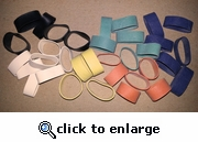 Small Bag of CoLoReD Bands
