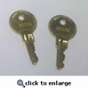 Tornado Cabinet Key #90094- KEYS ARE NON-REFUNDABLE