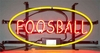 Neon Foosball Signs   - SOLD OUT
