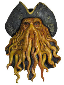 Davey Jones Mask