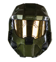 SUPER Deluxe Halo Mask