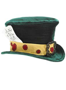 Madhatter Hat Child