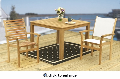 St. George Square Dining Table (MF)