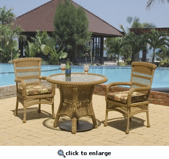 Belvedere Dining Set of Three (MF)