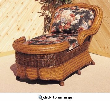 Moroccan Chaise Lounge (MF)