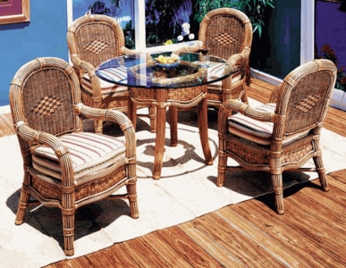 Dining Chairs: Cancun Dining Chair Cushions