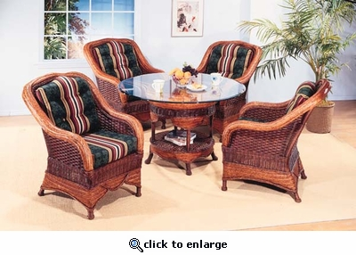 Moroccan Dining Set/5 (MF)
