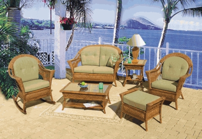 Patio Set: Trinidad Porch Set Cushions