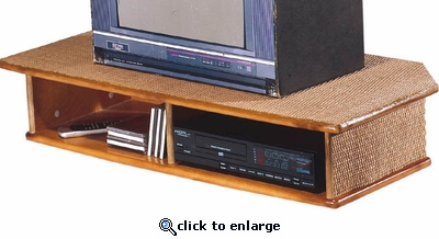 TV Wicker Turntable (UPS $45) (For a 36