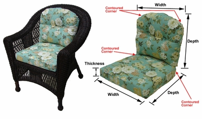 Dining Chairs: Berkeley Dining Chair Cushions