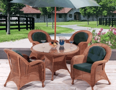 Dining Chairs: Coral Bay Dining Chair Cushions