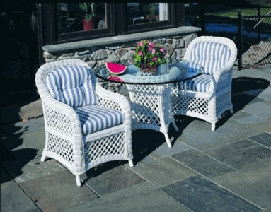 Dining Chairs: Lanai Dining Chair Cushions (Seat & Back)