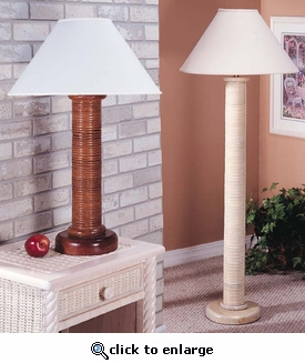 Ring Floor Lamp (UPS $65)