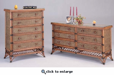 Florence 6-Drawer Dresser (MF)