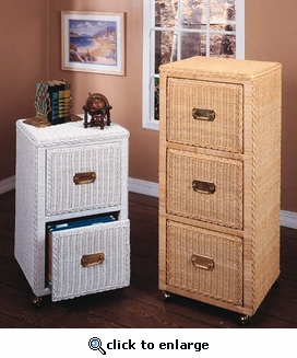 3-Drawer Vertical File Cabinet DRC143 (UPS $95)